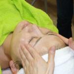 夏の美肌薬膳、顔のリンパを流す リンパドレナ―ジュ、パヒューム・ パウダー