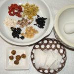 神経強壮の メディカルハーブ オート麦& ゴツコーラ:香蘇散(こうそさん)とハーブの 風邪シロップ:ソイワックスで作る ハンドクリーム&ミニ・キャンドル