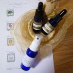 アロマ お守りトワレ:枇杷葉(びわよう)の効用と使い方:手作り カラフル石鹸